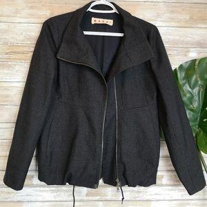MARNI light weight wool jacket